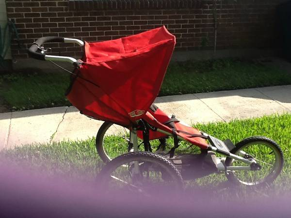 Kool Stop Kool Stride jogging stroller - $125 (BellemeadeWest Bank)
