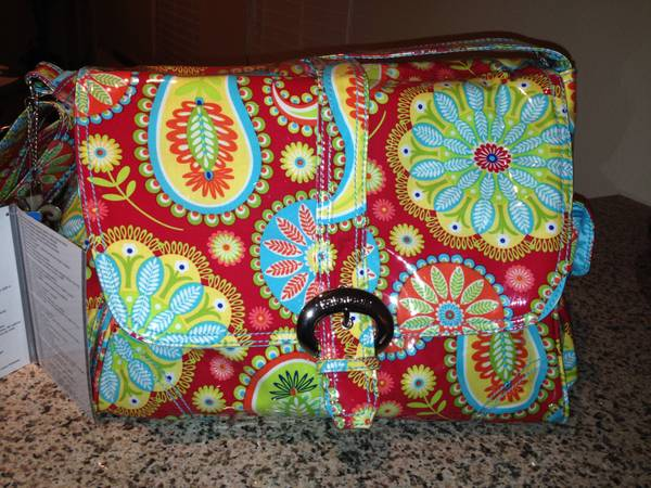 BRAND NEW KALENCOM BABY BAG - $65 (Mid-City)