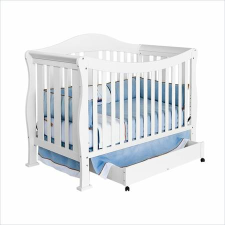 White Metal Toddler Bed Frame For Sale