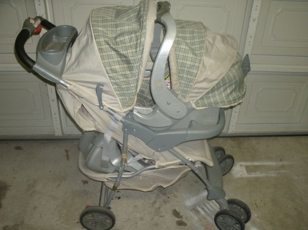 StrollerCarseatCarrier 3-in-1 Combo - $50 (Slidell 70461)