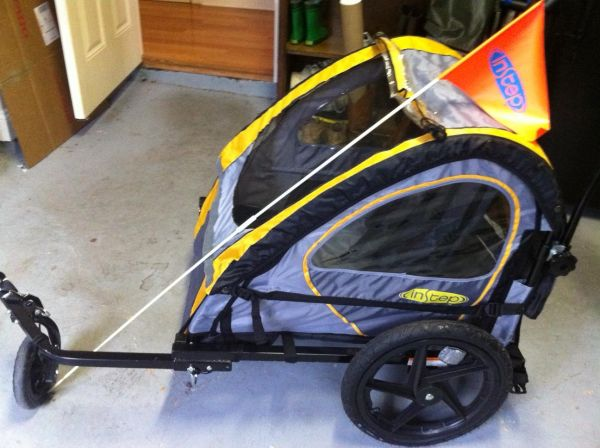 InSTEP Double Bicycle Stroller - $65 (Metairie, LA)