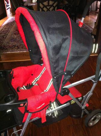 Joovy Sit and Stand Double Stroller - $50 (Covington  New Orleans)