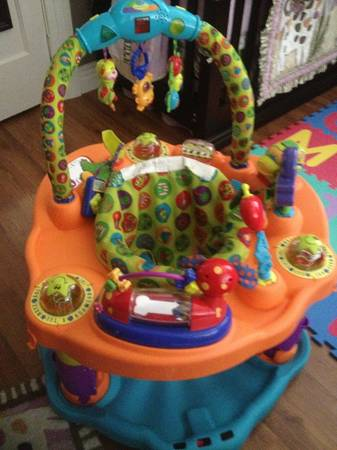 ExerSaucer Evenflo smart steps - $40 (Old Metairie)