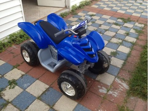 power wheels 4-wheeler - $125 (Chalmette)