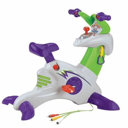 Fisher Price Smart Cycle - $35 (Kenner)