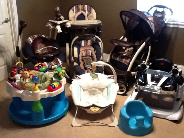 MOMMY TO BE PACKAGE - $500 (Metairie)