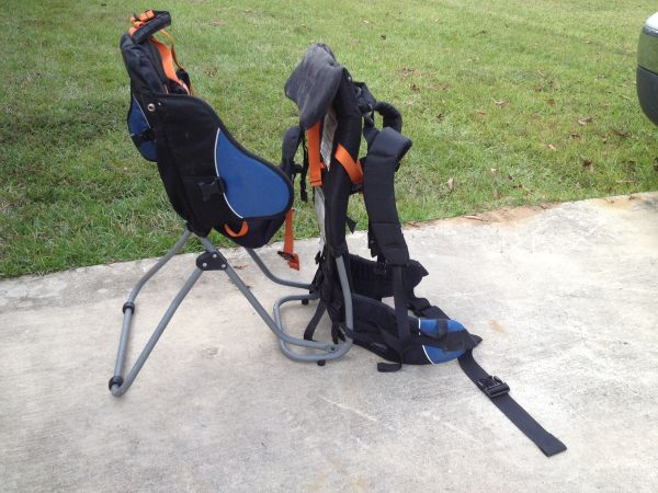 REI Tagalong baby child carrier backpack - $75 (Madisonville)