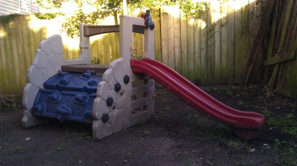 Little Tikes Endless Adventures Adjustable Mountain Climber Slide - $75 (Irish Channel)