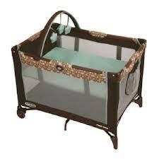 GRACO MINI PACK ANG PLAY BASSINET - $50 (KENNER)