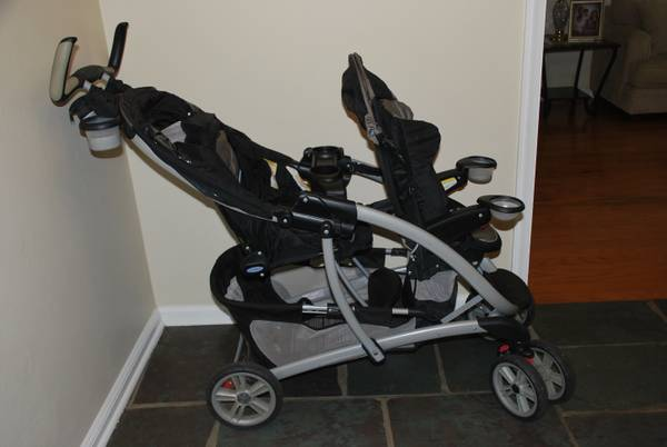 Graco Quattro Tour Double Stroller - $100 (Metairie)