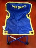 tot spot folding chairs for toddlers, perfect for mardi gras - $15 (uptown)
