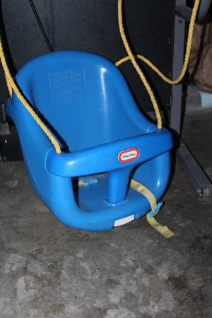 Little tikes baby swing - $15 (slidell)