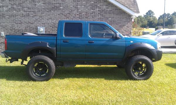 2001 Nissan Frontier Crew Cab - $6700 (Picayune MS)