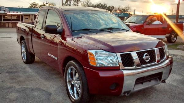 2006 Nissan Titan Super clean - x00248500