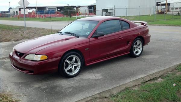 97 mustang gt Reduced - $3500 (houma)