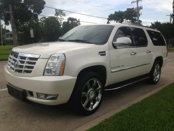 2007 CADILLAC ESCALADE ESV LUXURY AWD 3RD ROW NAVIGATION LOADED SAVE - $26989 ( MANDEVILLE,LA AUTODIRECTSALES.NET )