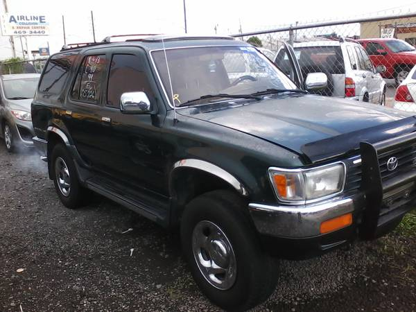 1994 toyota 4 runner great AC  - $1300 (New Orleans, westbank, kenner)