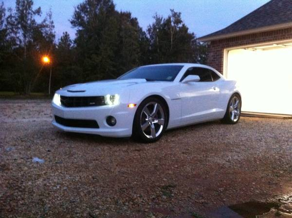 2010 Camaro SS2RS, 26k miles, auto, EXCELLENT CONDITION (BogalusaCovington )