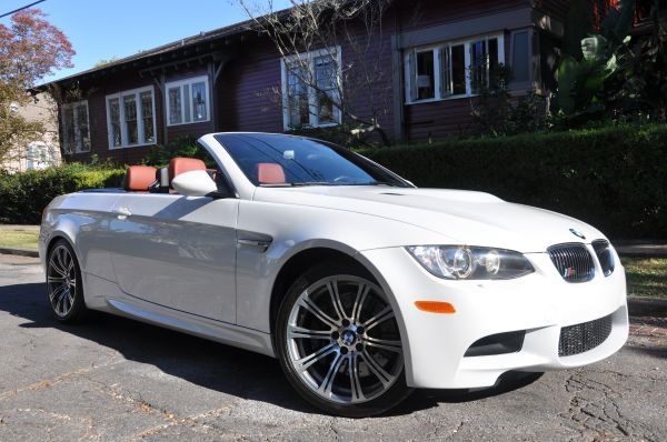 2011 BMW M3 CONVERTIBLE,19K MILES,MINT,MSRP $87,000 EVERY OPTION, DCT - $57700 (UPTOWN,RIVERBEND,TULANE U)