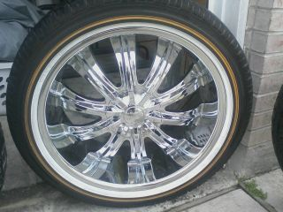 22 VERSANTEs with VOGUE tires - $1500