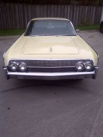 1962 lincoln Continental - $14500 (new orleans)