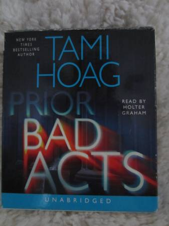 Book on CD - Prior Bad Acts by Tami Hoag -   x0024 5  Metairie