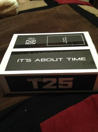 New T25 workout DVD set beach body  -   x0024 75  kenner