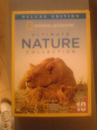 national geographic nature collection