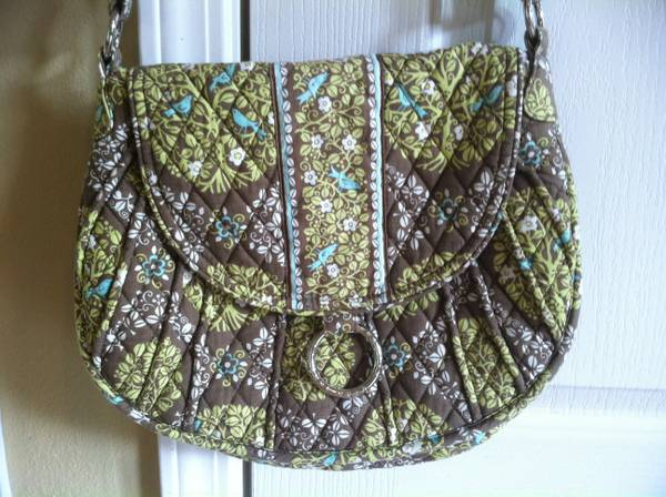 Vera Bradley Saddle Up Purse - $25 (Belle Chasse)