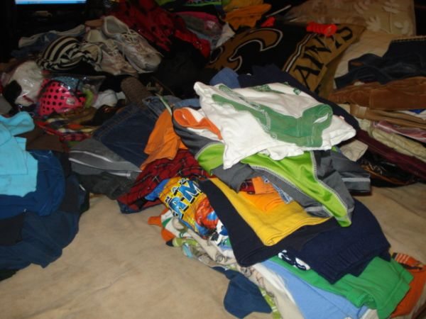 Young Boys Clothing Lots - $1 (Slidell)