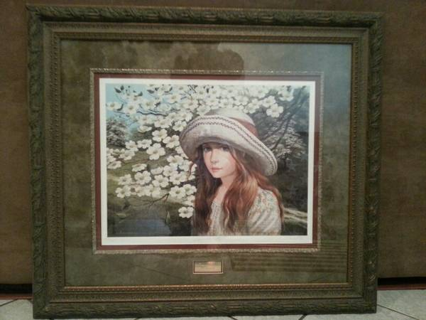Patti Bannister Dogwood - $400 (Picayune, MS)