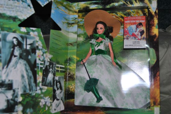 Barbie-Gone with the Wind - $25 (Metairie)