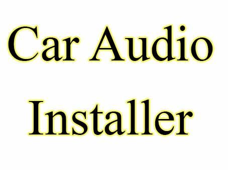 Car Audio Installer - Top Quality Installs (Metairie)
