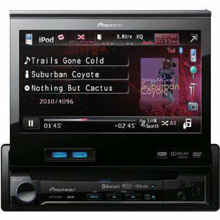Pioneer AVH-P5200BT In-Dash DVD Multimedia AV Receiver - $575 (Mandeville, LA)