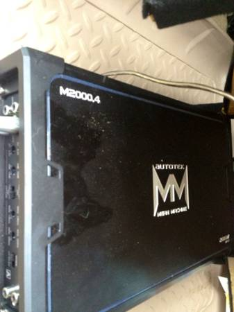 mean machine 20004  - $120 (slidell la)