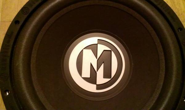 2 12 INCH MEMPHIS SUBS IN A SEALED BOX EXCELLENT CONDITION - $250