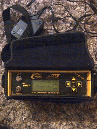 birdog satellite meter - $200 (hammond la)