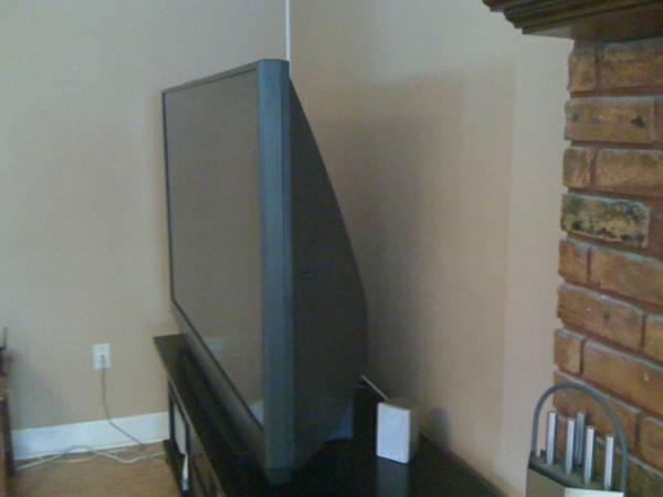 VERY LARGE TV (65-Inch Television) - DLP by Mitsubishi - $650 (KENNER)