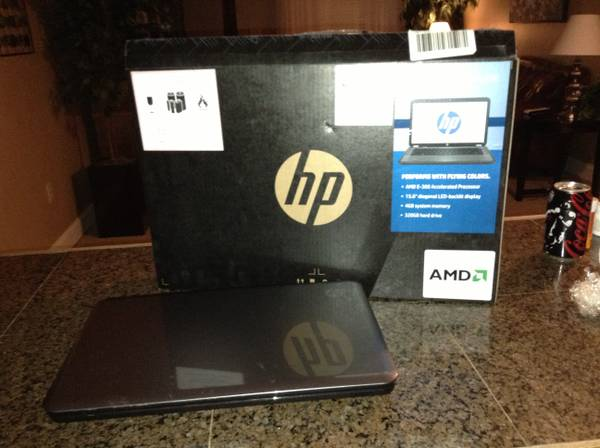Brand new HP LAPTOP - $100 (Hammond )