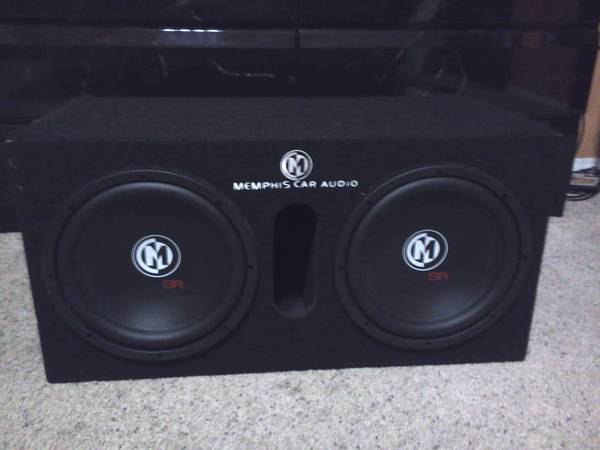 memphis and box with 12s brand new - x0024300 (gretna)