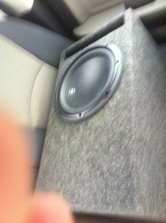 JL Audio W3 10inch sub woofer in ported box - $225 (Mandeville,New Orleans )