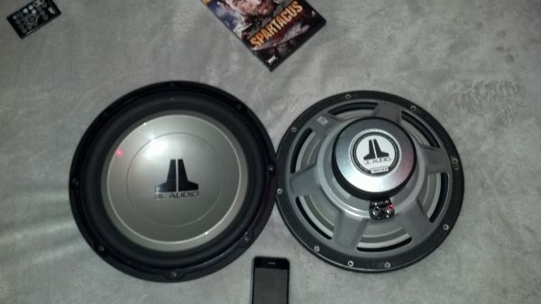 2 12 jl audio w1v2  - $120 (new orleans)