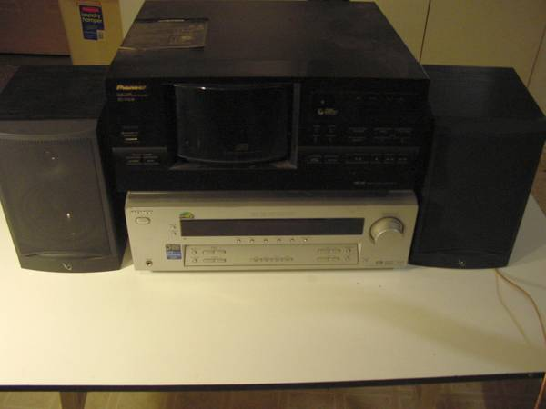 Very nice Home Stereo  - $75 (Slidell)