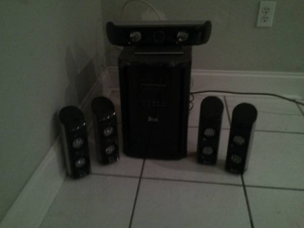 kirsch surround sound - $200
