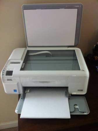 HP Photosmart C4480 All-in-one PrinterScannerCopier - $45 (Saulet Apartments, New Orleans)
