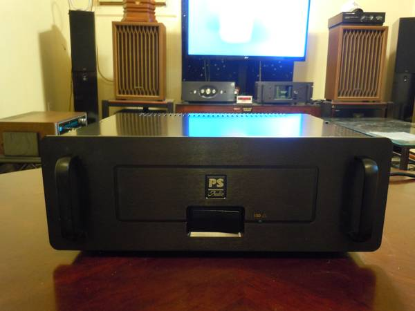 PS Audio Delta 100 Power Amplifier. 128wpc8, 200wpc4 ohms. - $275 (Metairie)