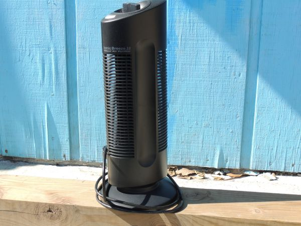 2 Sharper Image Ionic Breeze 3.0 Compact Silent Air Purifier (use) - $180 (New Orleans)