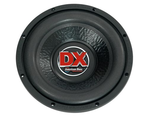 New American Bass DX 14 15 Subwoofer SVC 4 ohm - $90 (Mandeville)