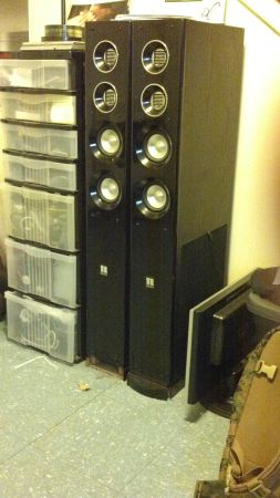 Theater Research TR-2830 - $150 (Metairie)