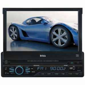 Boss DVD MP3 CD Car Stereo with 7 Display - $280 (new orleans)